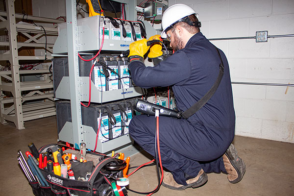 Standby Power Systems Consultants testing services